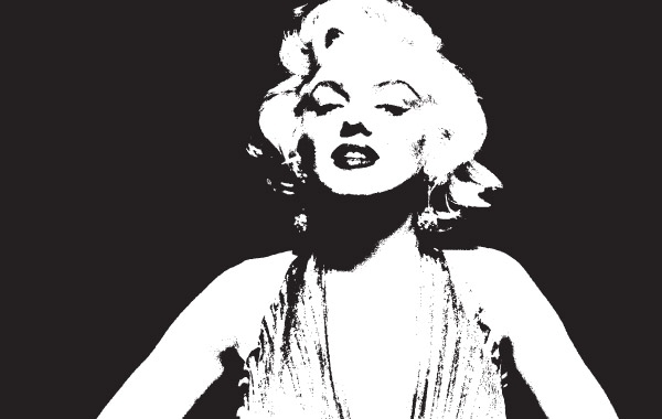 Free NixVex Free Marilyn Monroe Vector