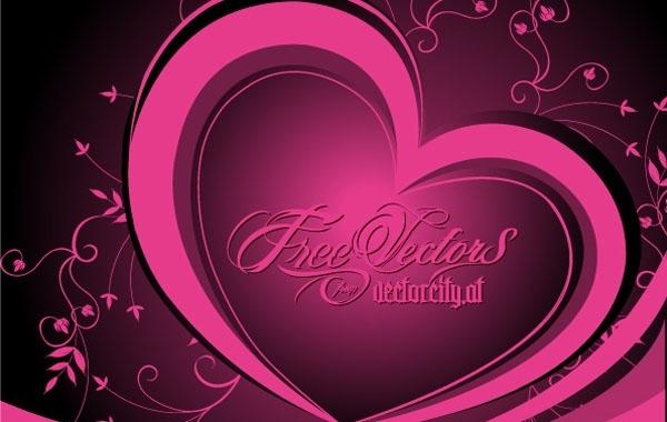 Free free vector heart