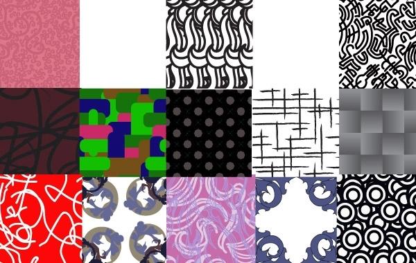 Free Foolish seamless pattern pack 1