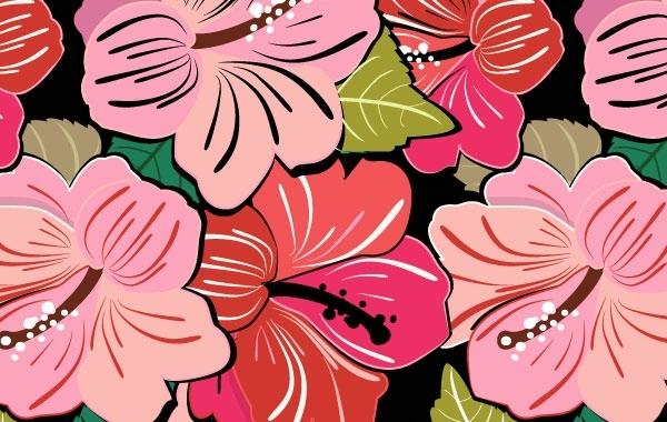 Free Very flowery Ai free patterns