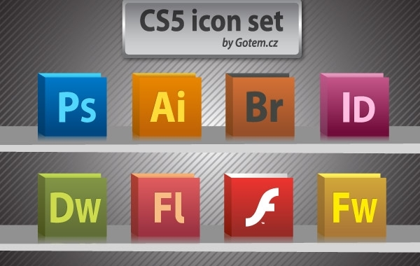 Free Free CS5 icon pack