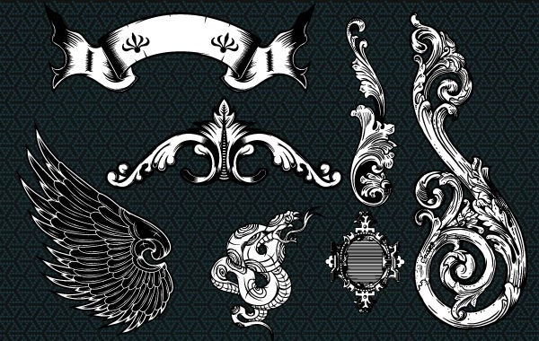 Free Pale Horse Design Sampler Set