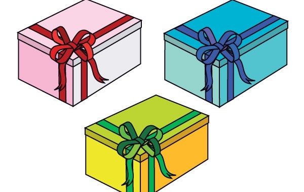 Free Gift Boxes
