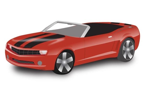 Free Chevy Camaro Convertible