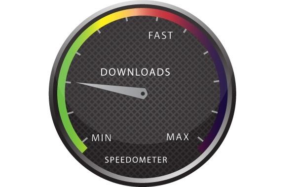 Free Free Vector Speedometer