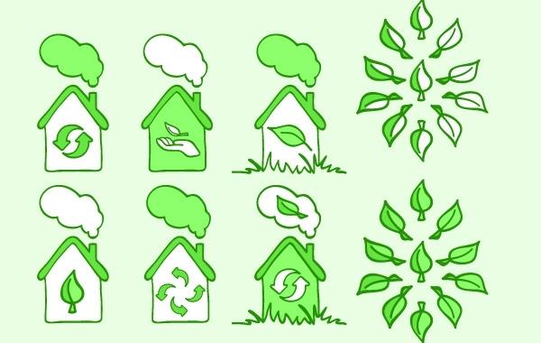 Free Ecology Icon Set 3