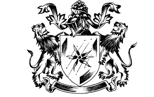 Free Sketchy Heraldry