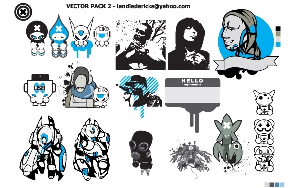 Free EIKO VECTOR PACK 2