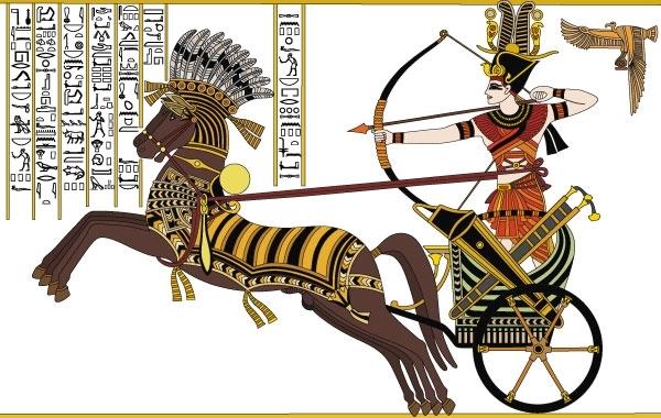 Free Ramesses II in the Battle of Kadesh