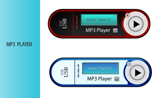 Free Mp3 players.