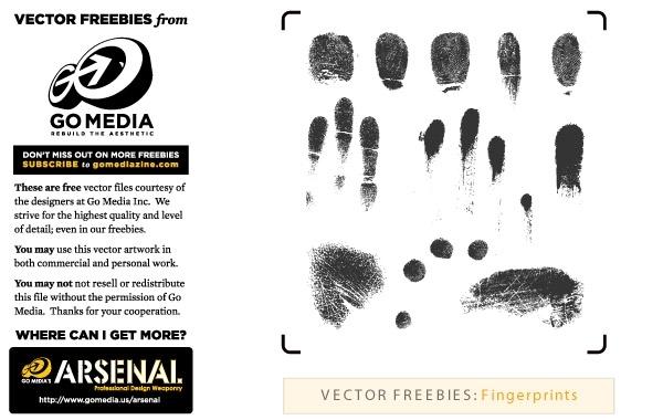 Free Fingerprints