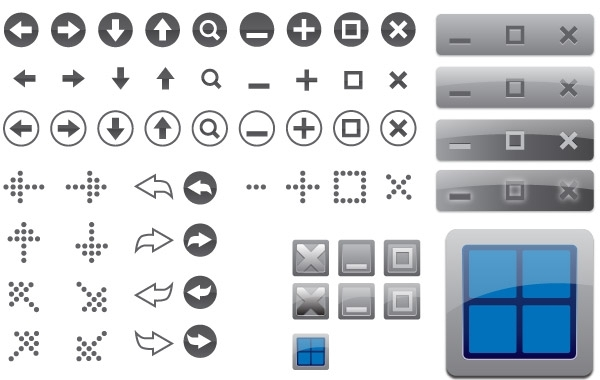 Free 85 Vector Icons