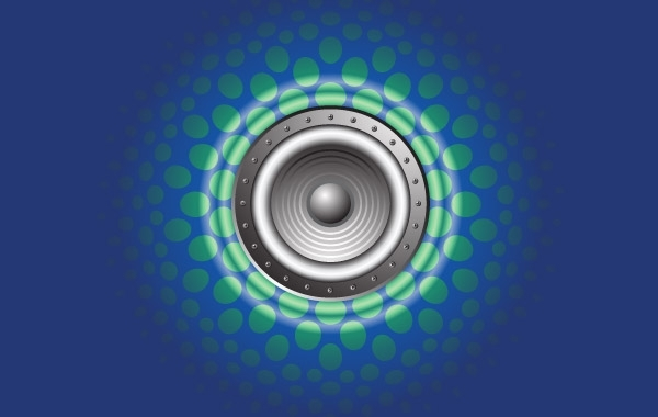 Free Pure Sound Vector