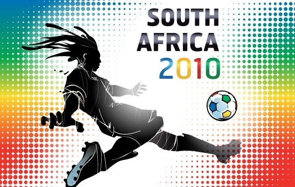 Free South Africa 2010 World Cup Wallpaper