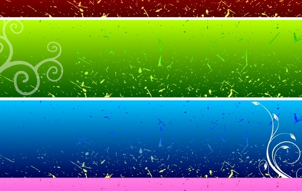 Free Free Vector Banners 02