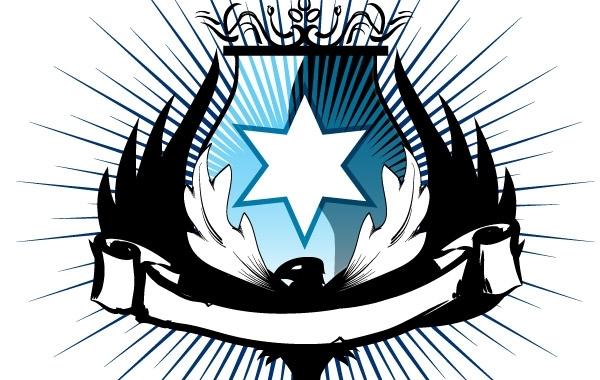 Free Lord Phoenix Heraldry Vector