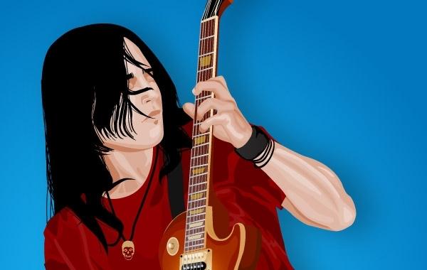 Free Guitar Player
