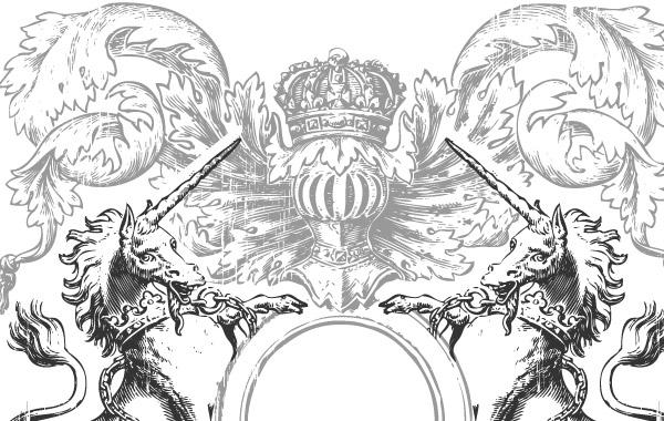 Free Heraldry Vector Art