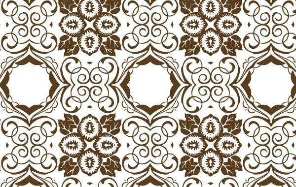 Free Brown Seamless Wallpaper