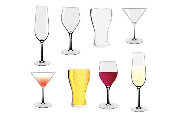 Free Glass Set
