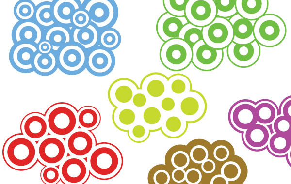 Free Trendy Circles