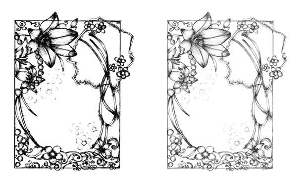 Free Sketchy Frames