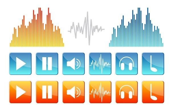 Free Sound Icons