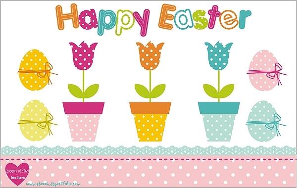 Free Easter Design Set