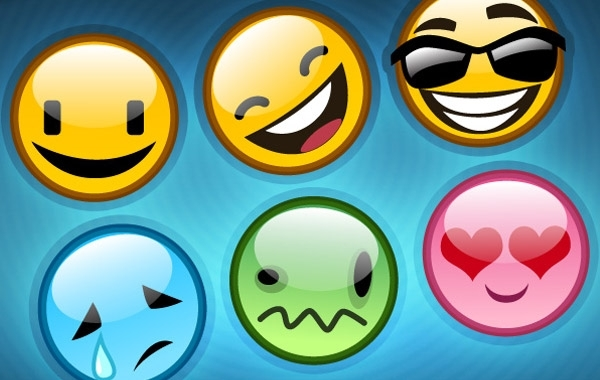 Free Vector Smiley Pack