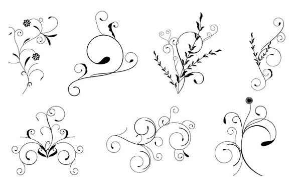 Free Vectors: Foliages by Artbox7.com | Artbox7