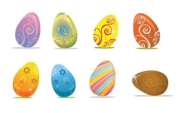 Free Easter Eggs
