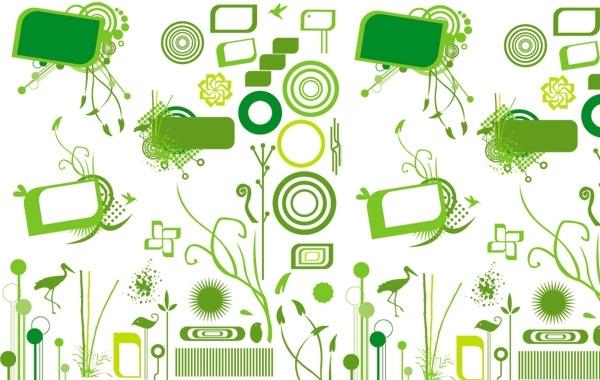 Free Organic Design Elements