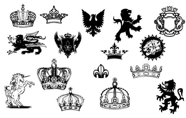 Free Medieval vectors