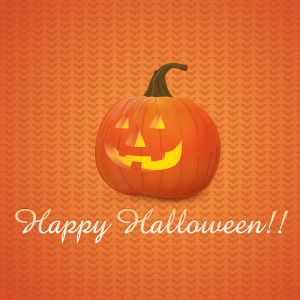 Free Halloween Pumpkin Vector