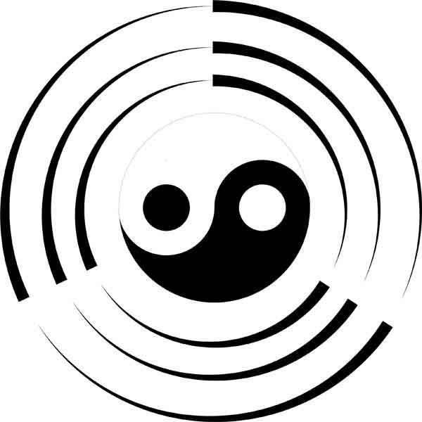 Free Vectors Tai Chi Yin Yang Vector Logo Anna Wang