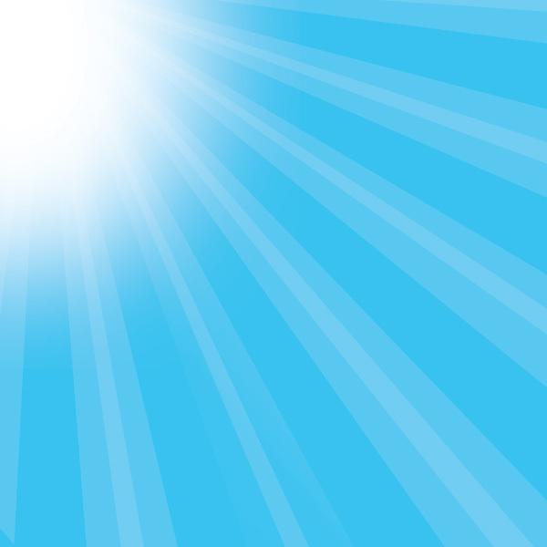 Free Free Sun Ray Vector