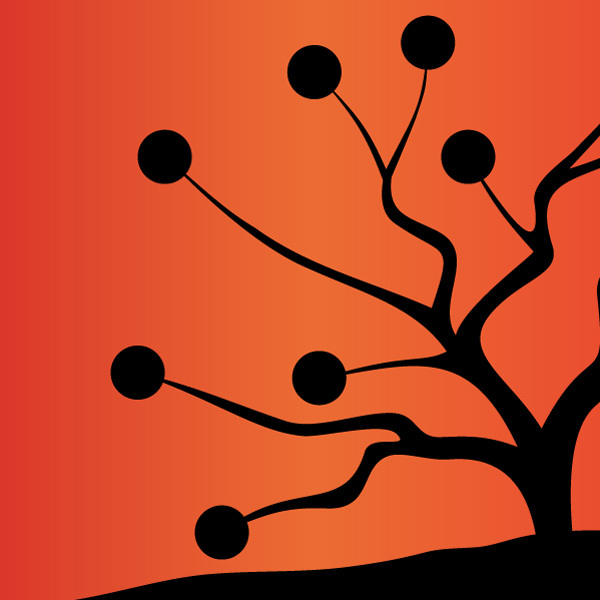 Free Abstract Tree Vector Two