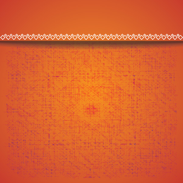 Free Vectors: Textured Orange Vector Background | Brusheezy