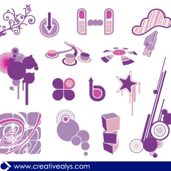 Free Creative Design Elements