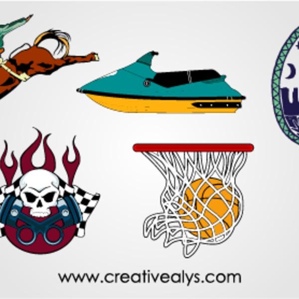 Free Vector Graphics For Logo Design