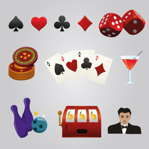 Free Casino Games Elements