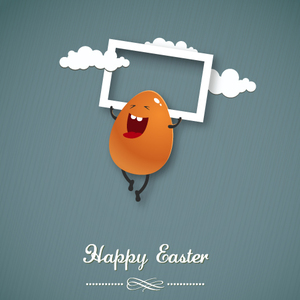 Free Easter Vector Illustration 23