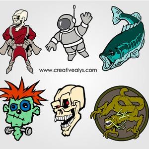 Creative Illustrations & Graphics For Logo Design