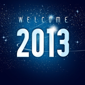 Free Welcome 2013 New Year