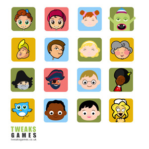 Free Characters Vector Pack