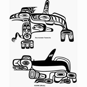 Free Haida Designs
