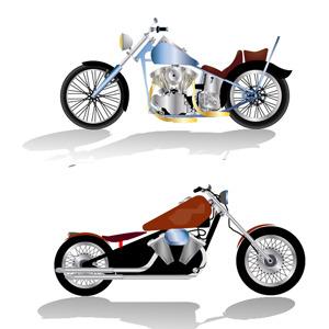 Free Free Harley Davidson Bikes Vector Format