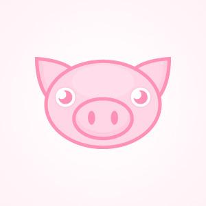 Free Cute Pink Pig