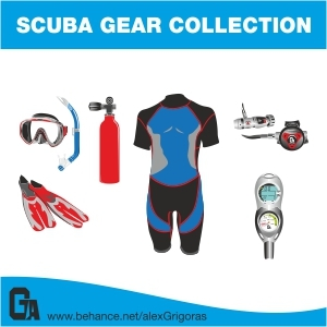 Free Scuba Gear Collection