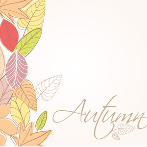 Free Autumn BackgroundTemplate